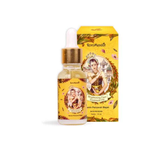 Brightening Face Treatment Oil