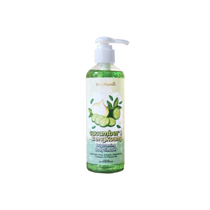 Roro Mendut Cucumber & Bengkoang Brightening Body shower