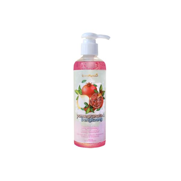 Roro mendut Pomegranate & Bengkoang Brightening Body Shower