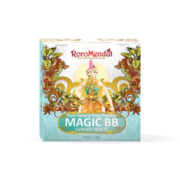 Royal Matte Magic BB Powder - Luxury White